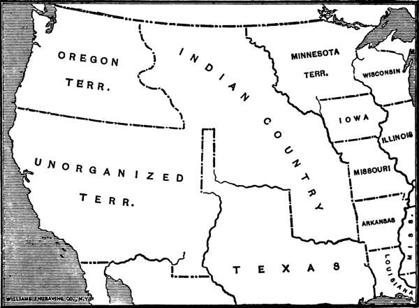THE WEST IN 1849