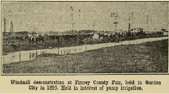 Irrigation In Southwest Kansas Kansas State History